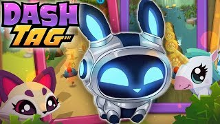 Tagging ALL 100 Pets in Dash Tag!   Dash Tag Endless Runner