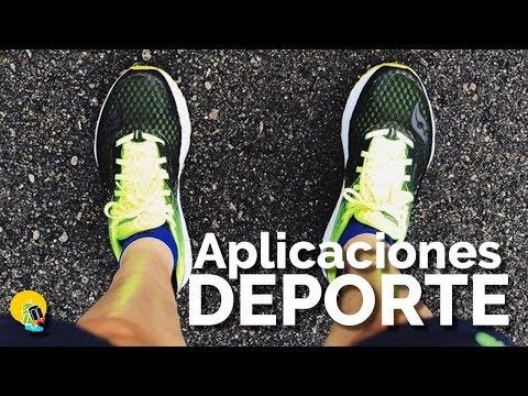 Las mejores aplicaciones para hacer deporte y fitness