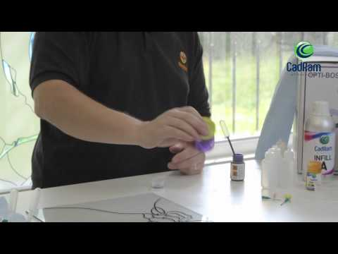 CadRam Infill Resin System – colour effects tutorial - Regalead