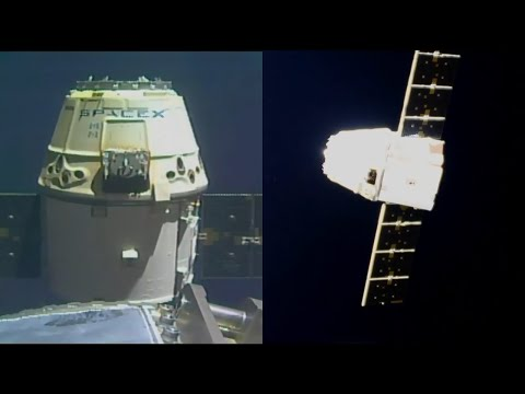 SpaceX CRS-19: Dragon