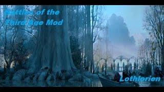 Battle for Middle Earth 2 ROTWK: BOTTA MOD - Lothlorien!