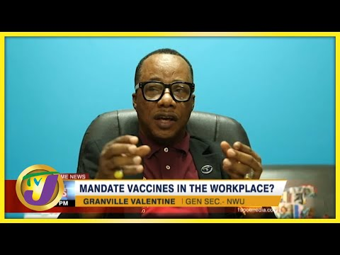 Will Vaccines be Mandated in the Workplace in Jamaica? | TVJ News - Sept 9 2021