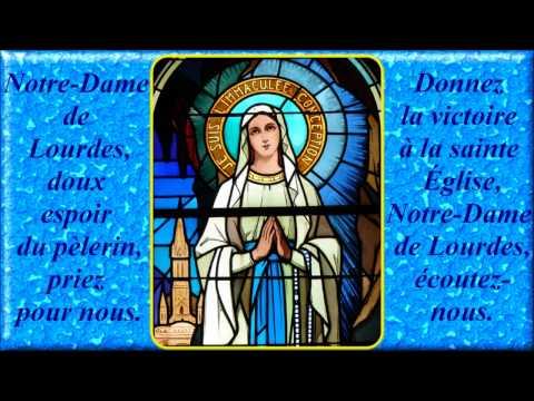 Ave Maria de Lourdes & Fatima (instrumental pour le traditionnel & le centenaire)
