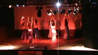 Banat Eshorouk Arabic Dance.MPG