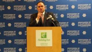 Asm. Speaker John Pérez at ACSS Lobby Day