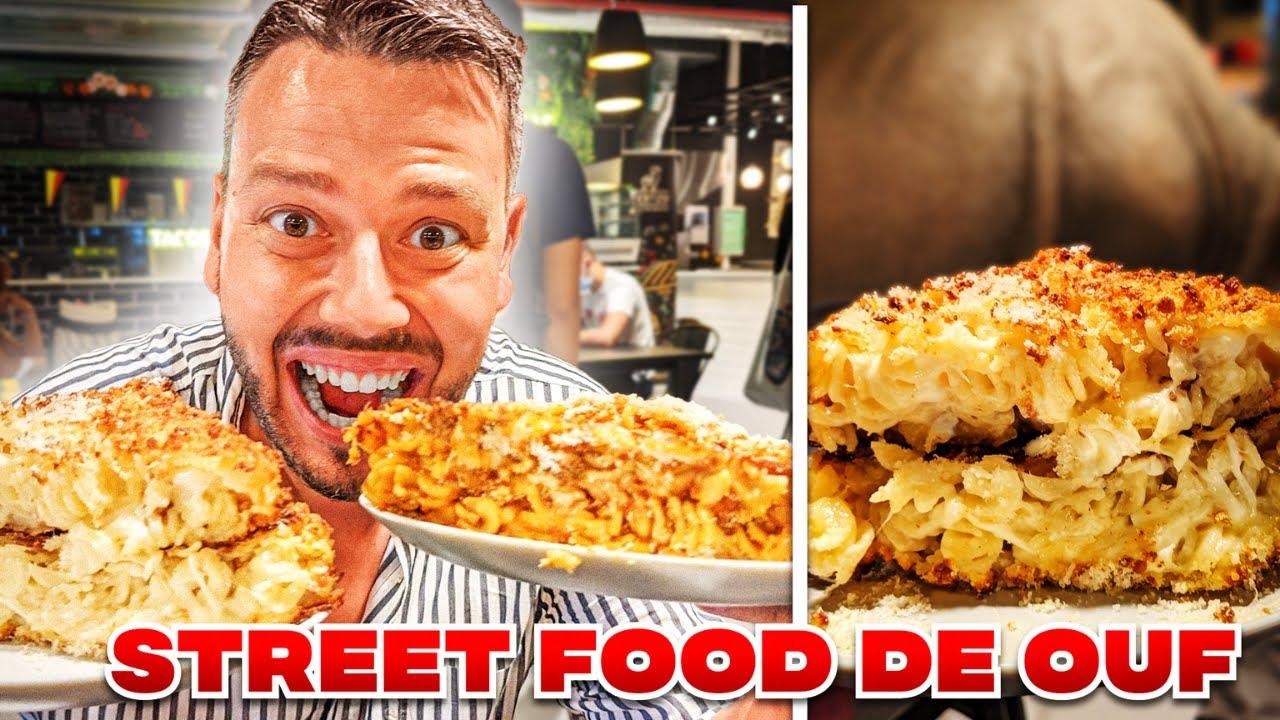 On teste la FRITTATINE DI PASTA, incroyable street food italienne! -  VLOG 1184