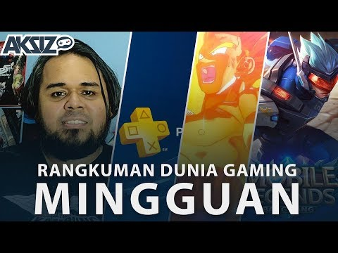 Mingguan Aksiz - Playstation Plus, Dragon Ball Project Z dan Mobile Legends Bang Bang thumbnail