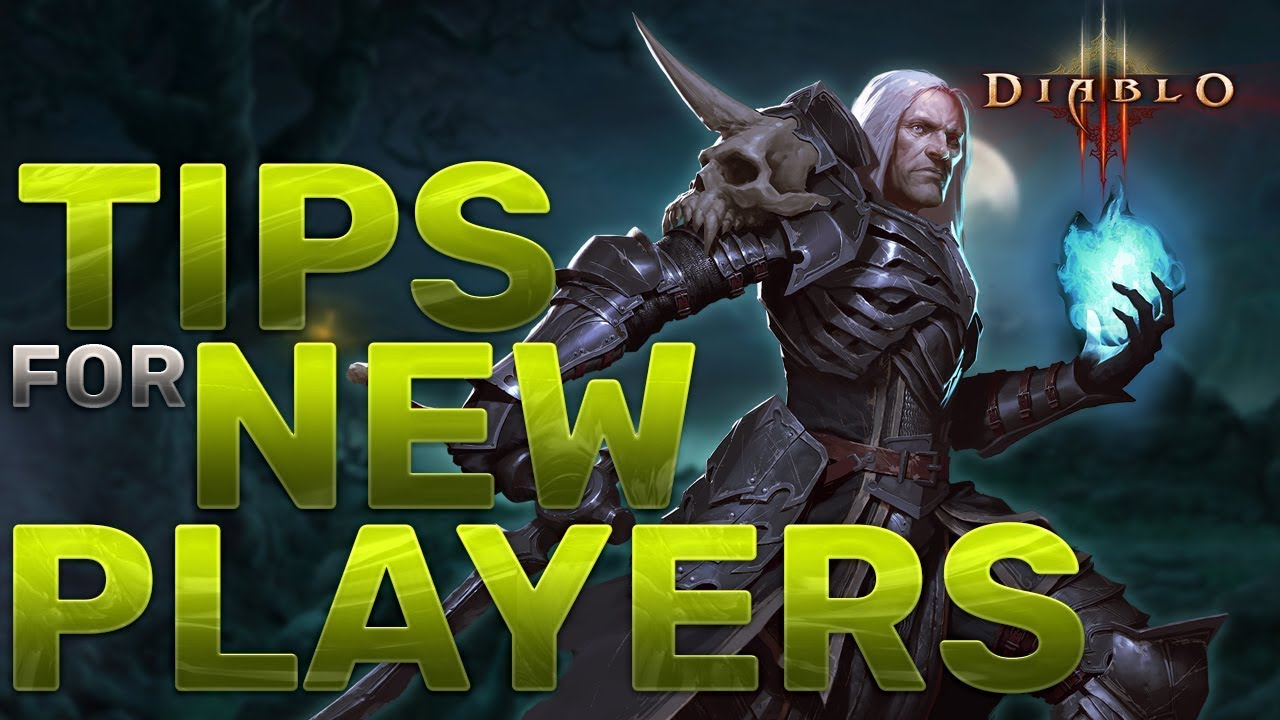 Tips, Tricks, and Guide for New Players | [Diablo 3] Season 21+