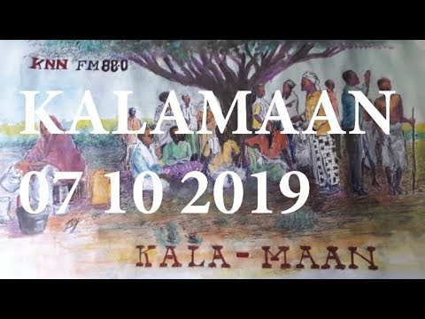 KALAMAAN 07 OCTOBER  2019