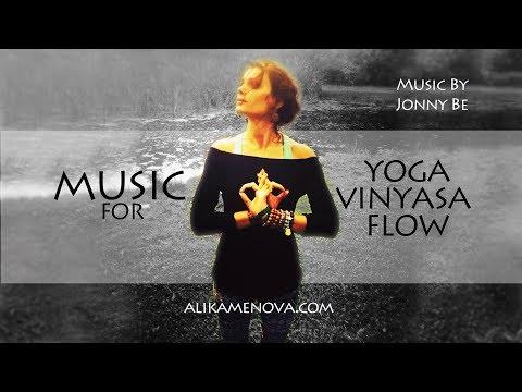 Music for Vinyasa Flow Upbeat Funky Groovy Grounding | Ali Kamenova Yoga