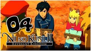 Ni no Kuni 2 #04 - Gefangener der  Luftpiraten