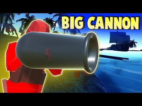 PIRATE SHIPS in Ravenfield! BIG CANNONS & Musket Flint Locks! (Ravenfield Beta Gameplay)