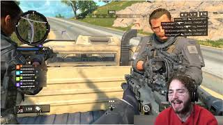 Call of Duty   Post Malone plays Black Ops 4® LIVE!   Twitch   Google Chrome 10 21 2018 3 45 13 PM