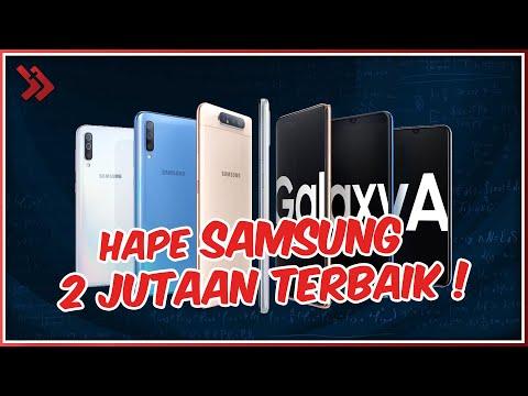 HP 2 JUTAAN SAMSUNG - MURAH, GAHAR DAN GAK BIKIN NYESEL (Samsung Galaxy A21s) Halo sahabat mikhayla .