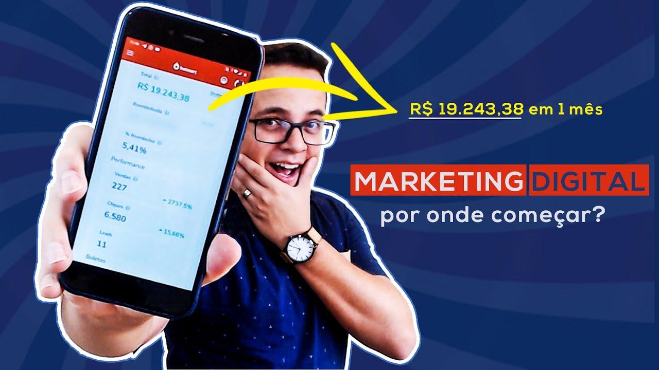 digitador de marketing online sebrae