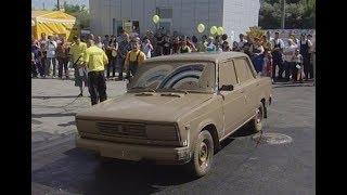 Чемпионат по мойке машин. Архив тв2. 2008 год