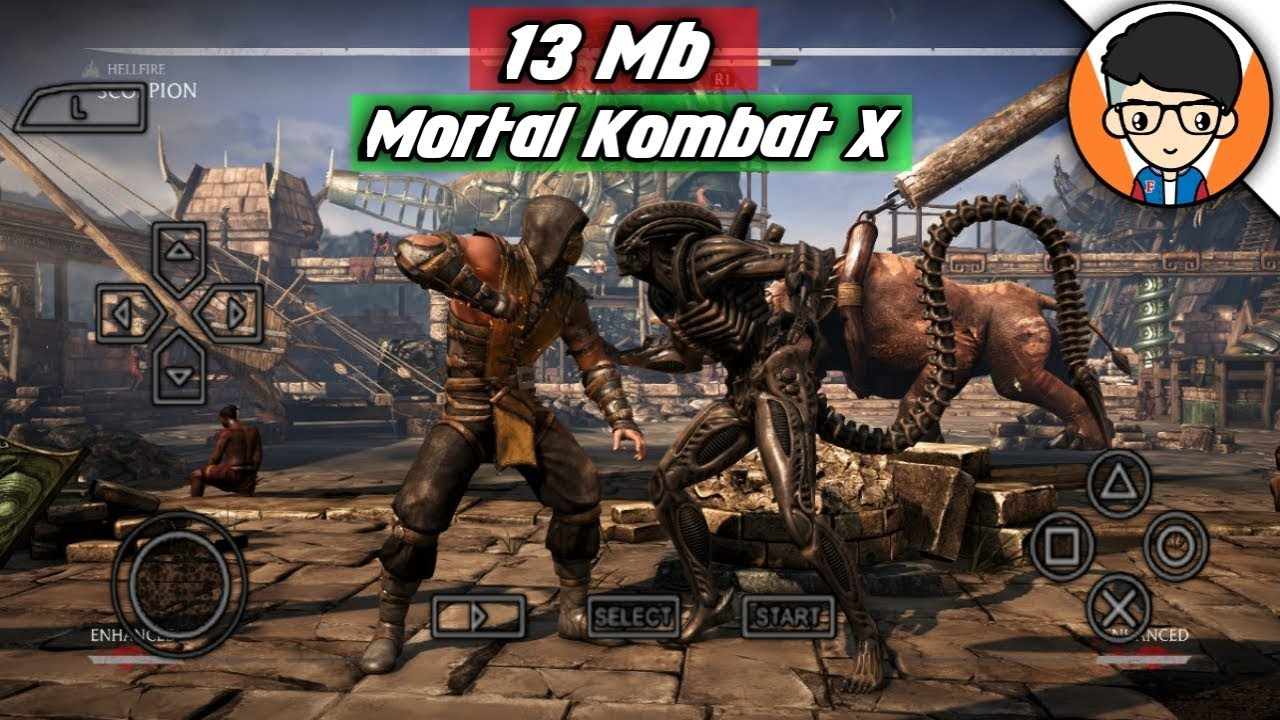 (13 Mb)How To Download Mortal Kombat X For Android High Compressed