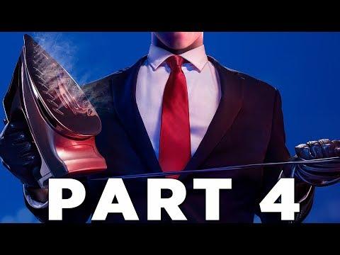 HITMAN 2 Walkthrough Gameplay Part 4 - MAELSTROM (PS4 PRO)