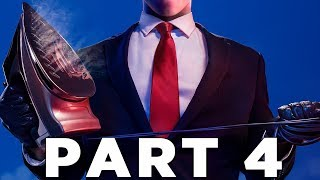 HITMAN 2 Walkthrough Gameplay Part 4 - MAELSTROM (PS4 PRO)