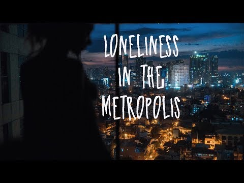 Loneliness and Metropolis ~ Ambient House, Chillout  and Lounge ~ Music - it's a soul xstas)))