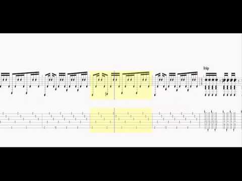 Goo Goo Dolls - Iris / Guitar Tab Tutorial HD