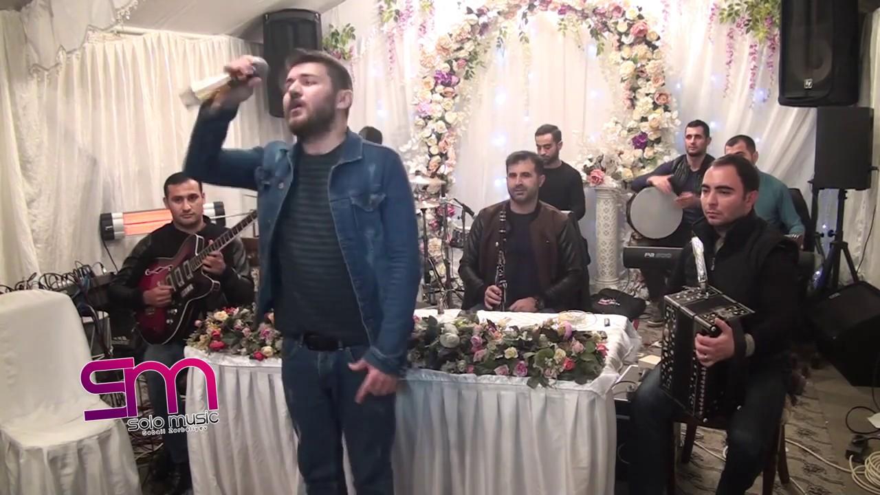 Mahir Zeynalov(Mako)- Dunya nece dunyadi (Popuriler) -Semralin Toyaxsami #SoloMusic