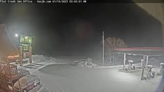 Preview of stream Flat Creek Inn, a gate to Grand Teton a Yellowstone NP