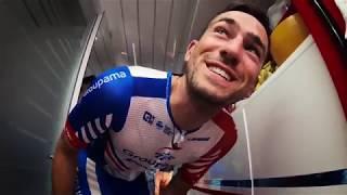 Tour de France - Une journée avec Olivier Le Gac