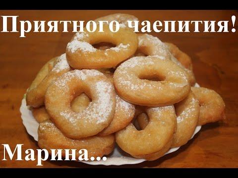 рецепт пончиков в мультиварке polaris