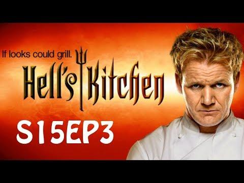 Hells Kitchen Season 15 Episode 3 Quickfire Highlights