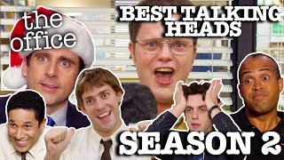 BEST TALKING HEADS (Season 2) - The Office US