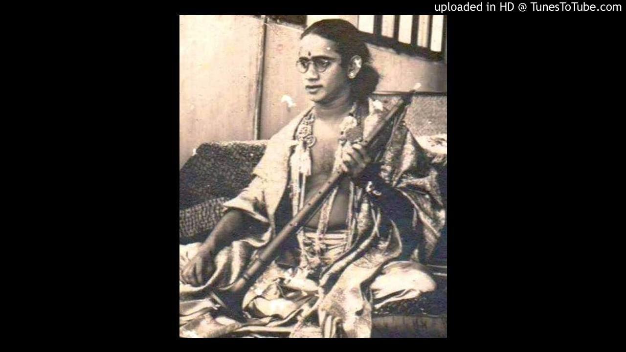 Thiruvavaduthurai tn rajarathnam pillai-nadaswaram -karunai seivai.