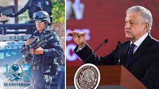 AMLO manda mensaje a Policía Federal