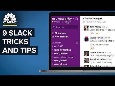 Slack Hacks To Make You A Messaging Guru