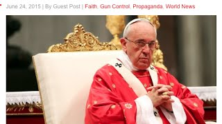 The Pope, First Robot-Run Hotel & Earthquake Warning | FLOW OF WISDOM HR1