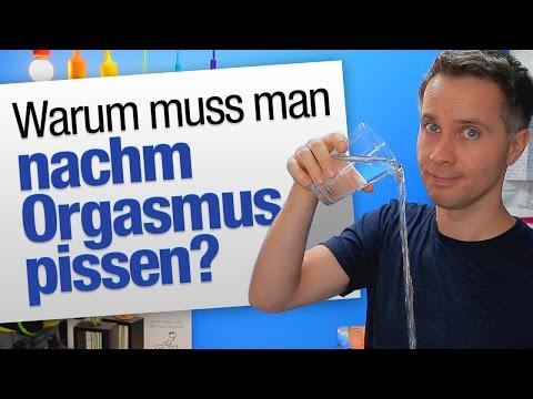 pinkeln beim orgasmus