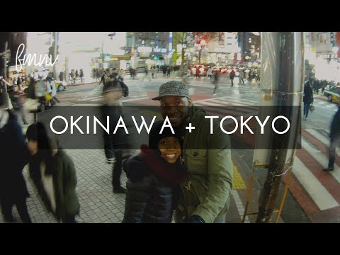 Okinawa and Tokyo Travel Guide |  FMNV Travel Vlog
