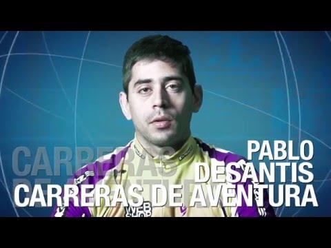 Pablo Desantis (carreraS de aventura) - Premio LA GACETA al mejor deportista de 2015