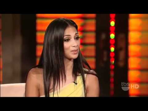 Nicole Scherzinger Interview Lopez Tonight - 5th April 2010