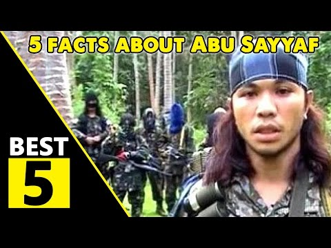 What Is Abu Sayyaf? - 5 Facts About The Philippine ISIS