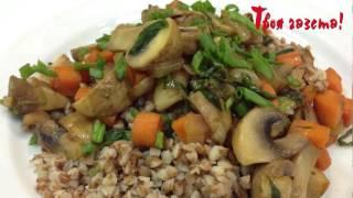 Алушта. Вегетарианское кафе «Живая кухня»,19.08.2016.(, 2016-08-21T06:38:24.000Z)