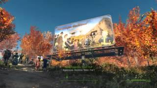 Fallout4 2 серия жесткие лаги