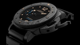 Luminor Submersible 1950 CarbotechTM PAM616