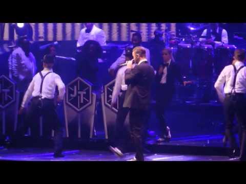 Justin Timberlake / My Love / Dallas TX / American Airlines