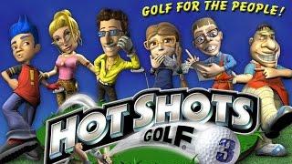 Hot Shots Golf 3 - Inside The Game (PlayStation Underground)