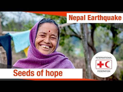 Nepal earthquake: Seeds of hope