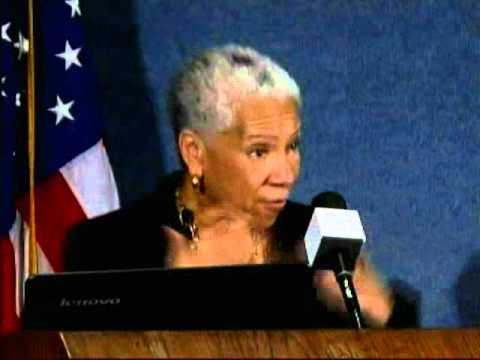 The Racial Wealth Divide and Social Insurance by Angela Glover Blackwell at NASI's 23rd Conference