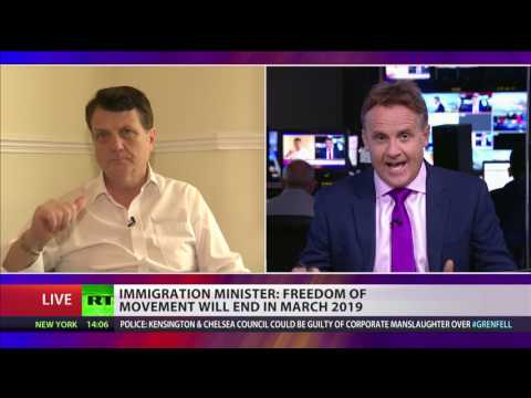 UKIP MEP: '#Brexit was bound to be betrayed'