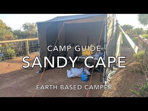 Camp guide: Sandy Cape