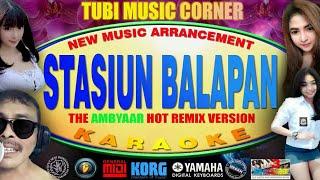 Download STASIUN BALAPAN Karaoke No Vokal Didi Kempot YouTube Tubi Music Corner